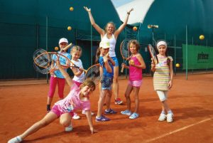 Dzieci i młodzież - Kortowo Tenis