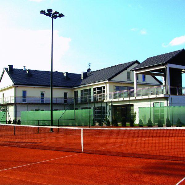 Kort tenisowy - Kortowo