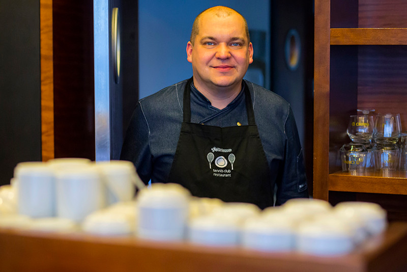 Restauracja Kortowo - szef kuchni