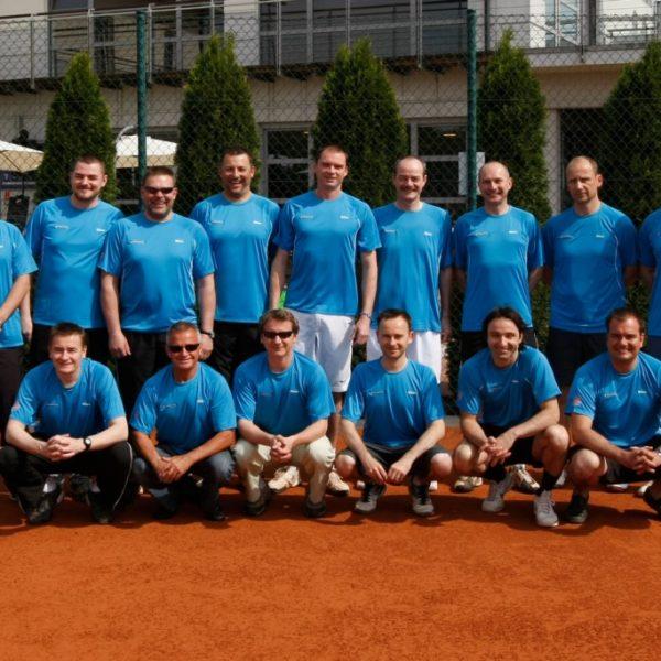 Liga Mężczyzn - Kortowo Tenis