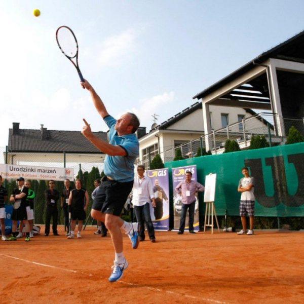 Tenisowa Liga Mężczyna - Kortowo