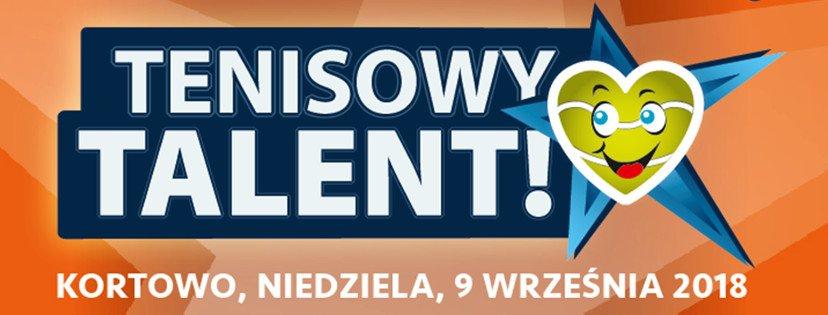 Tenisowy talent - Kortowo