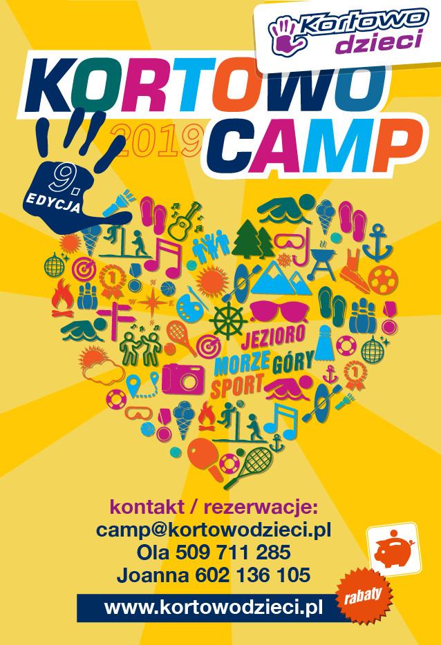 Kortowo Camp 2019 - kortowodzieci.pl