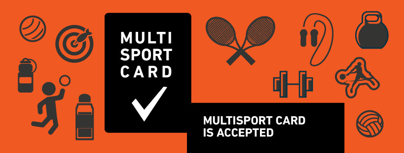 We honor the Multisport Card