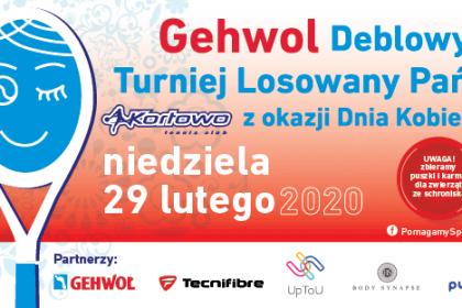 Turniej Gehwol - Kortowo