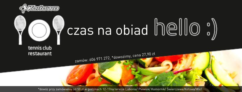 Obiady, obiadki, obiadeczki!